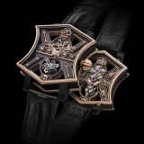 ArtyA Cumbere Tourbillon & Son of Sound Magic Black Tourbillon