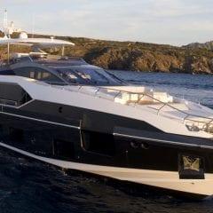 Four New Azimut Yachts models