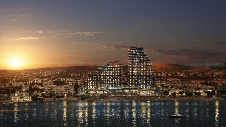 Limassol Del Mar and Gianfranco Ferré Home
