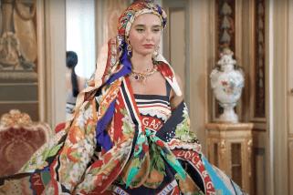 Dolce&Gabbana: Fashion Show 2020 – Alta Moda, Palazzo Dolce&Gabbana